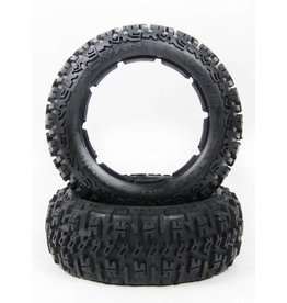 Rovan Front knobby tires Excavator set without foam (3rd gen) 5B 170x60