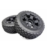 Rovan Sports 5B 2nd gnt off road wheel front (2pc) Dirt Buster 170x60
