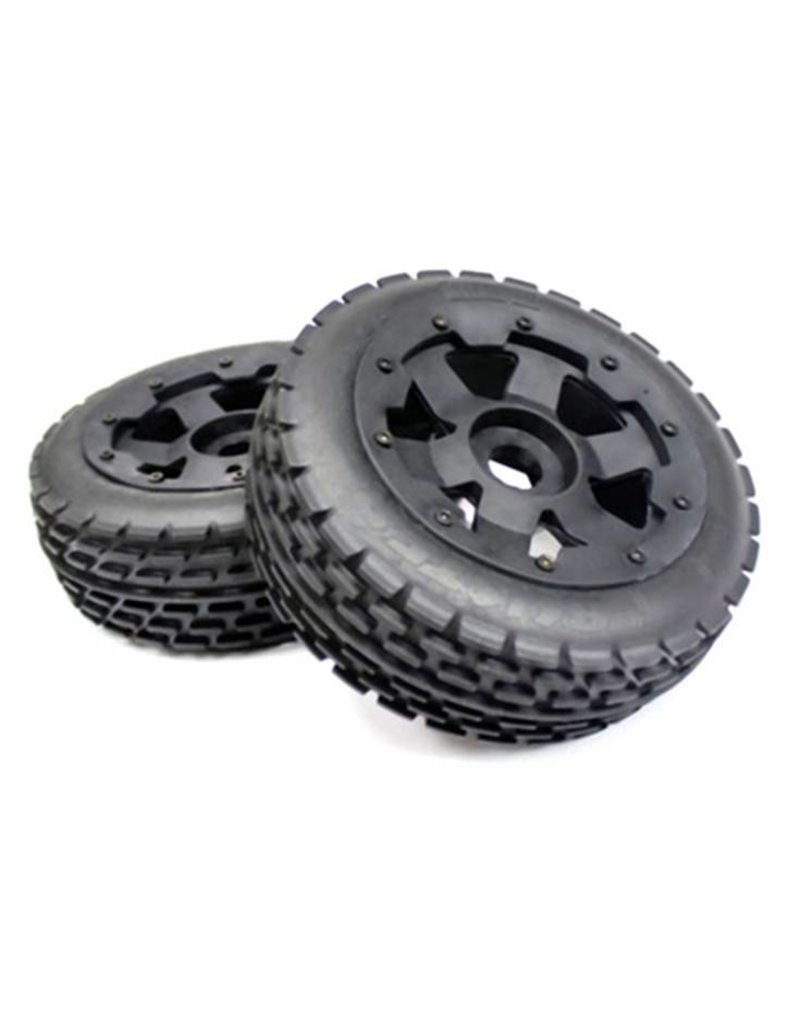 Rovan 5B 2nd gnt off road wheel front (2pc) Dirt Buster 170x60