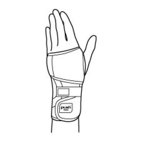 Push Med polsbrace splint-4