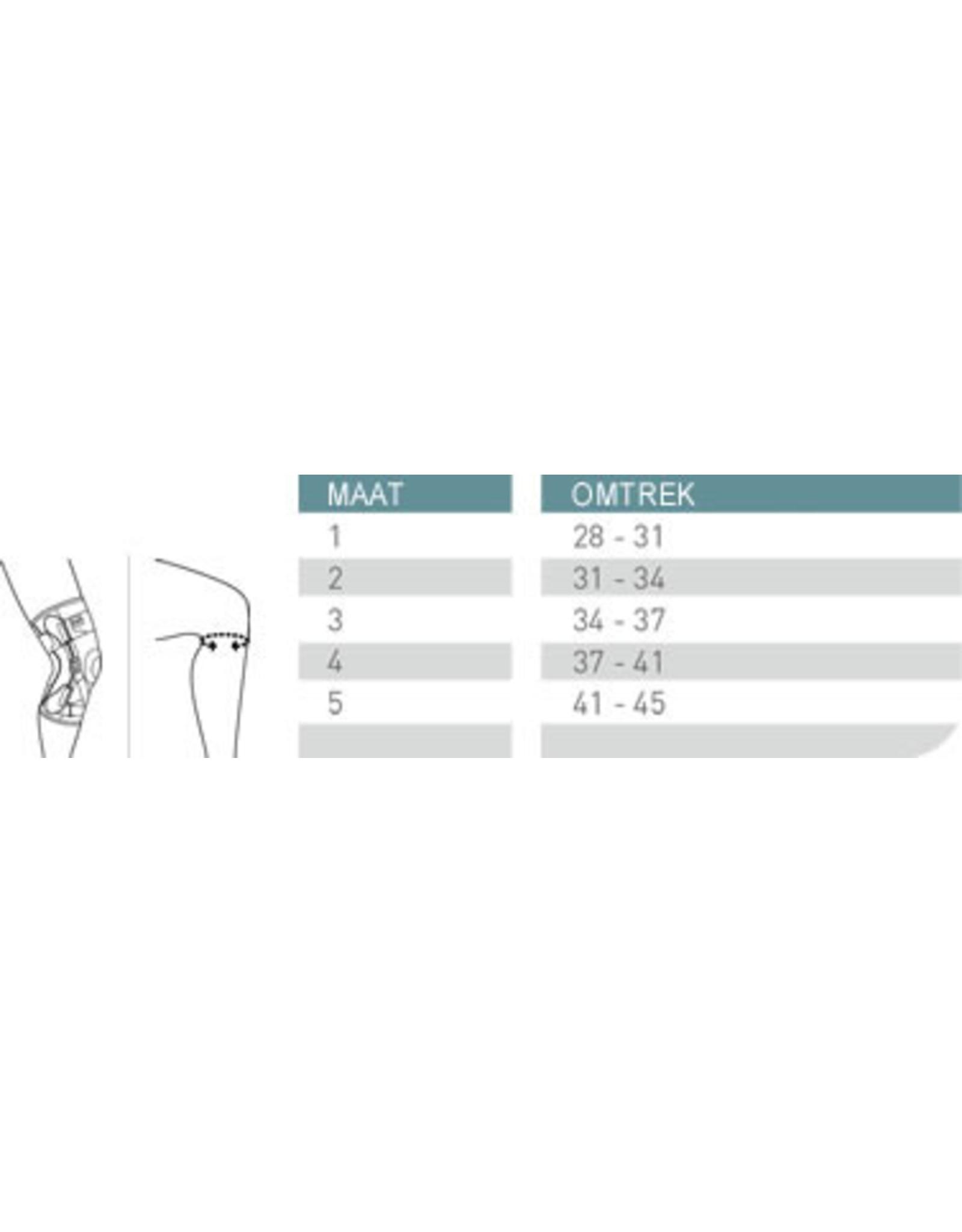 Push med knie brace