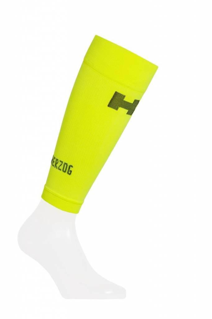 Herzog Pro Tube Compression Geel-1