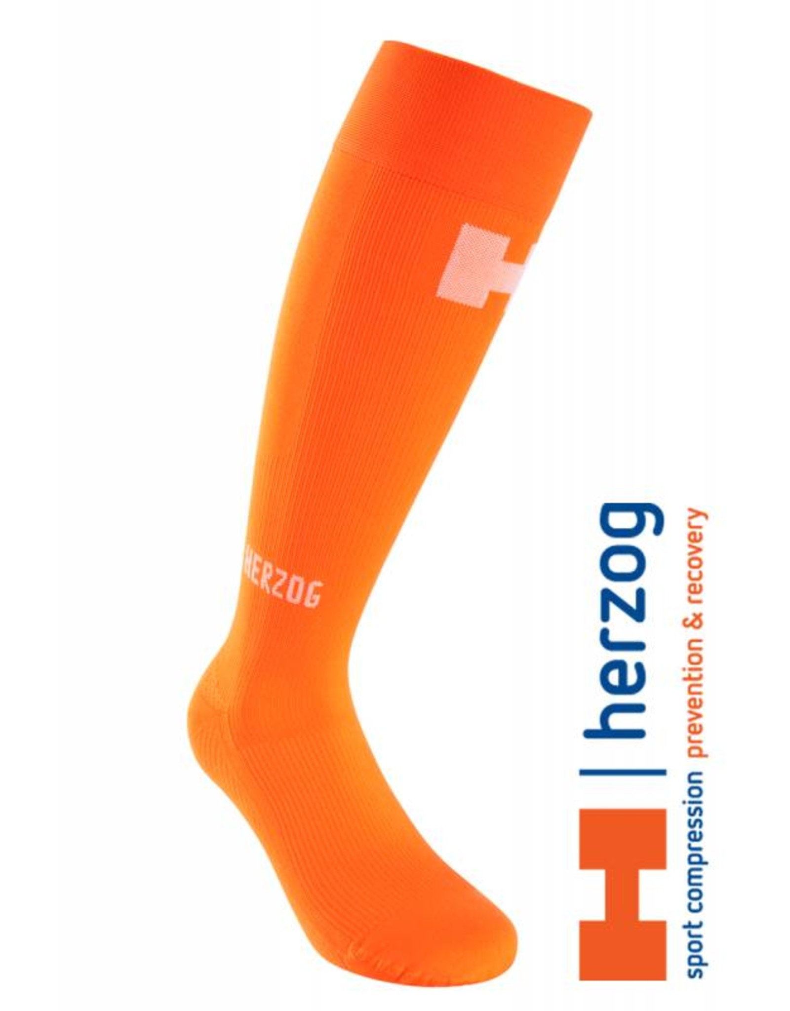 Herzog Sokken,  Pro Compressiekousen Oranje
