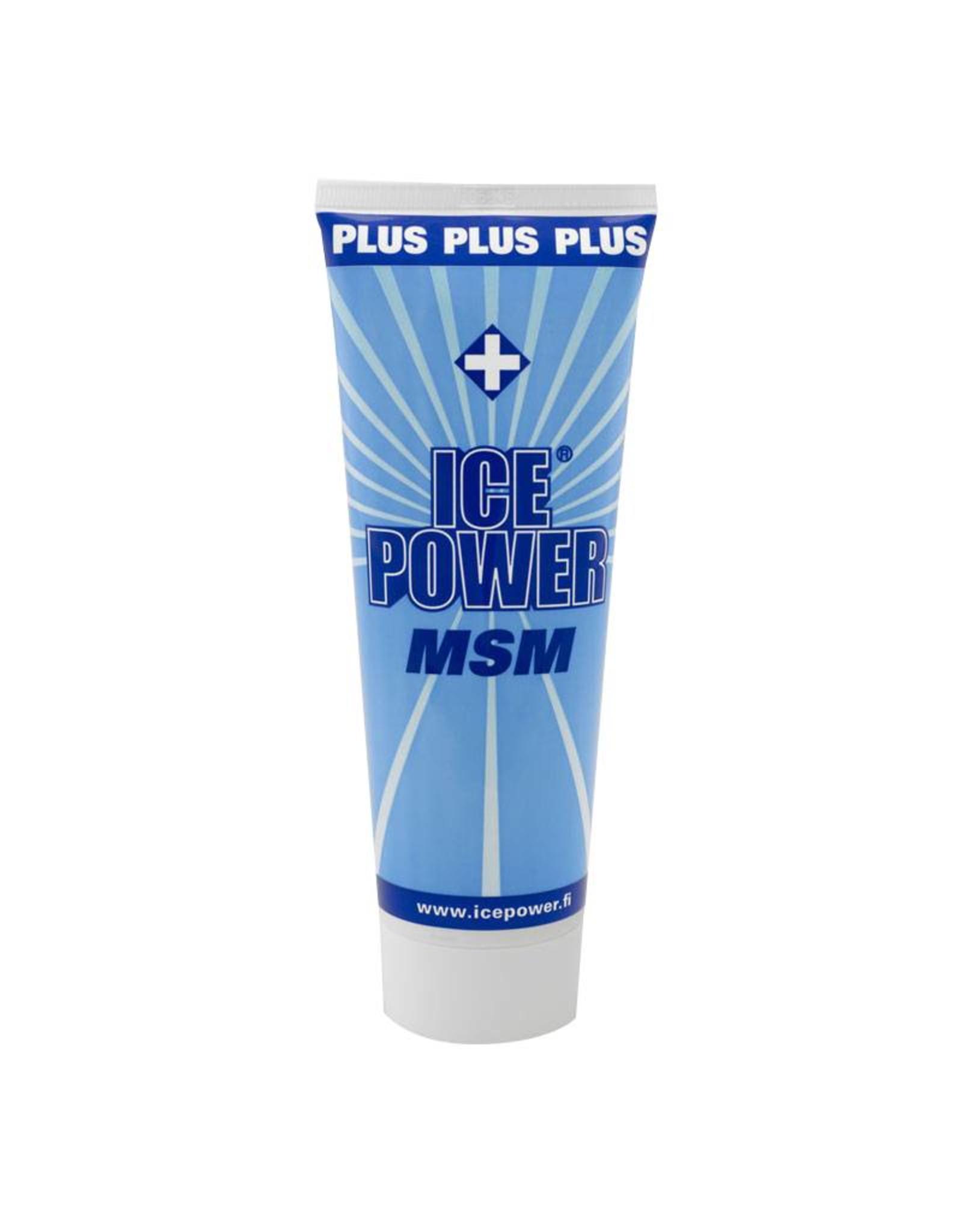 Ice Power + MSM Gel 100ml