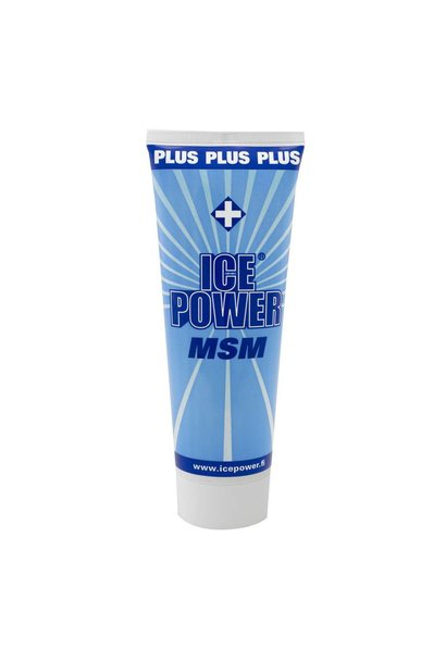 Ice Power + MSM Gel 100ml