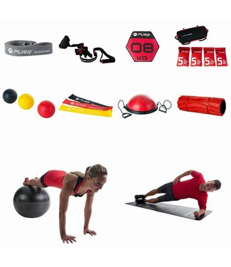 Pure 2 Improve Core Stability Team Sunweb set (Expert)