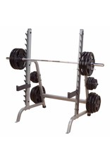 GPR370 MULTI PRESS RACK (WITH SAFETIES AND HORNS) 50MM