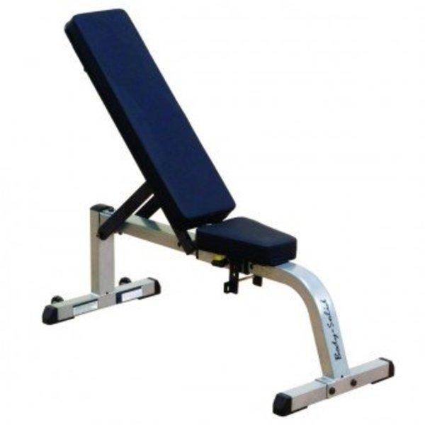 Body Solid Flat/ Incline Bench / Verstelbare fitnessbank