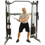 Body Solid Funtional Training centre met dubbele pulley
