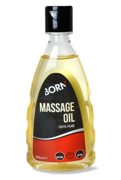 Massage oil Born Sportscare