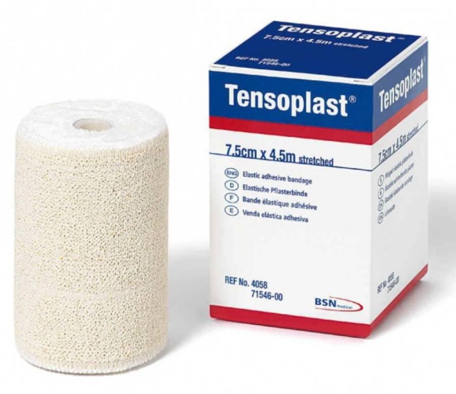 Tensoplast 4,5m x 7,5cm-1