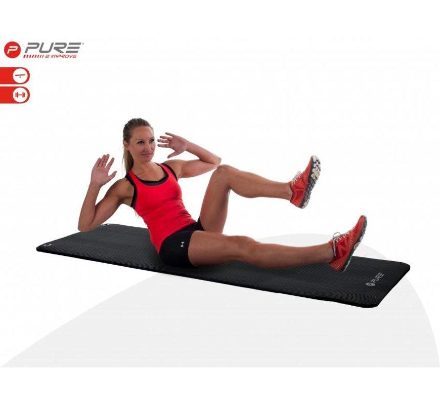 Pure2improve Fitness mat Pro XL