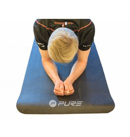 Pure2improve NBR Fitness mat 200x100cm