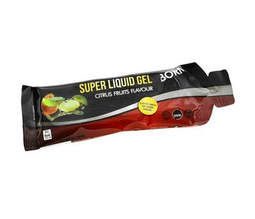 Born Sportscare Super liquid gel citrus fruits flavour 55 ml (1 stuks)