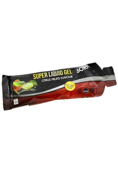 Super liquid gel citrus fruits flavour 55 ml (1 stuks)
