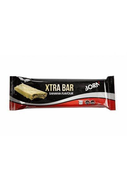 Xtra bar banana flavour (1 stuks)