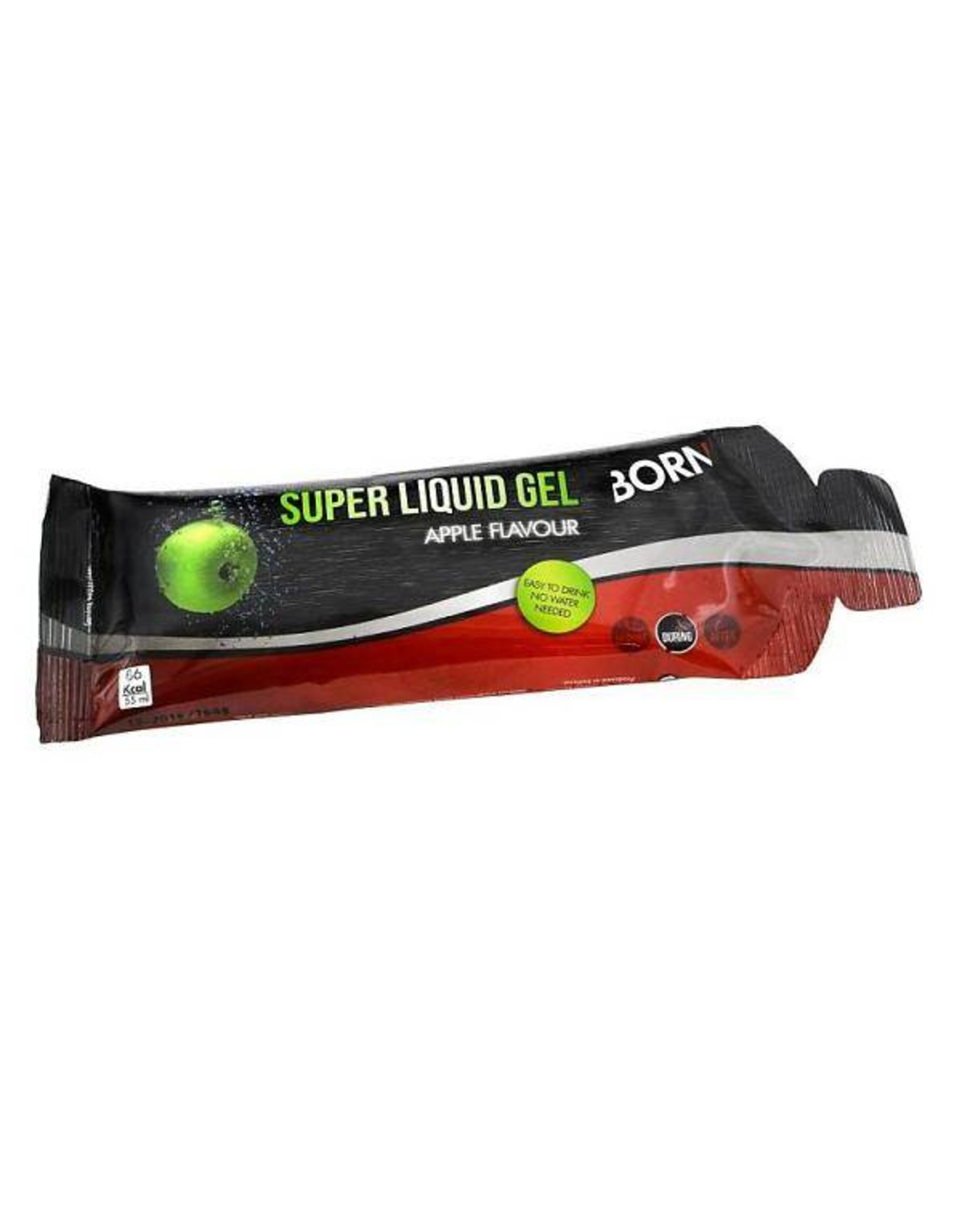 Super liquid gel apple flavour 55 gram (1 stuks)