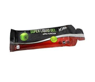 Born Sportscare Super liquid gel apple flavour 55 gram (1 stuk)