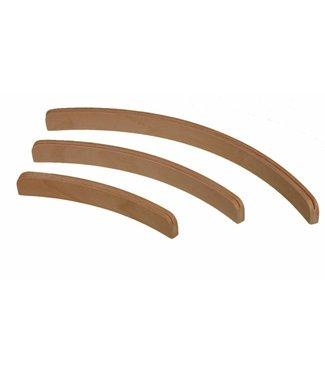 Able2 Kaartenstandaard hout - 50 cm
