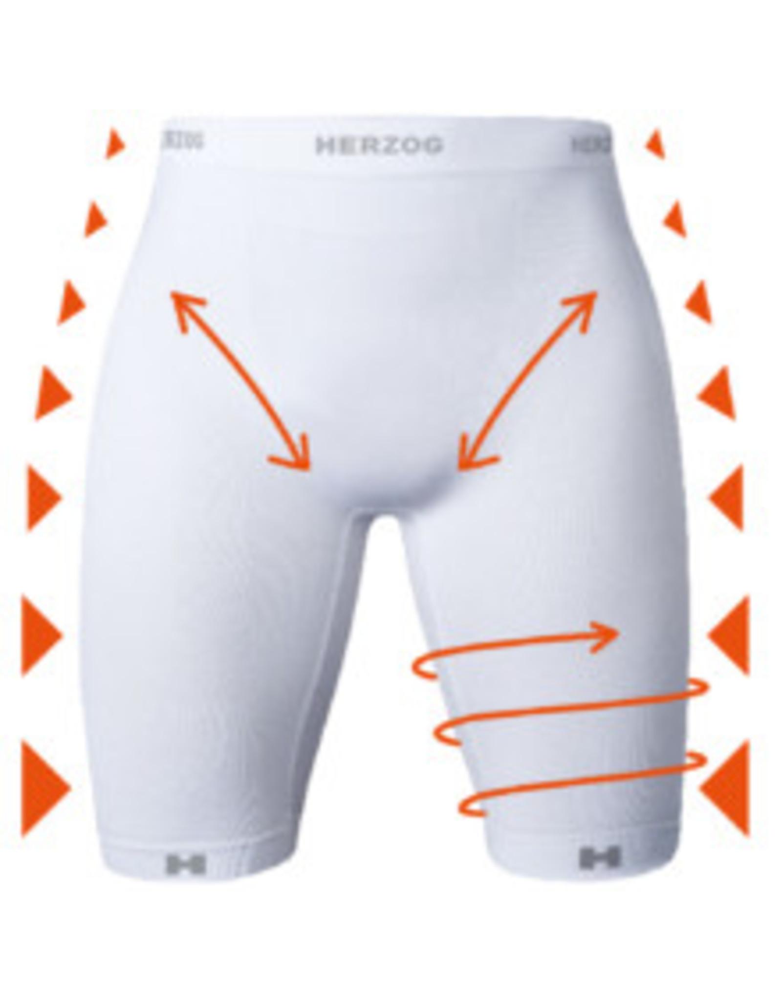 Herzog Pro Compression Shorts Zwart