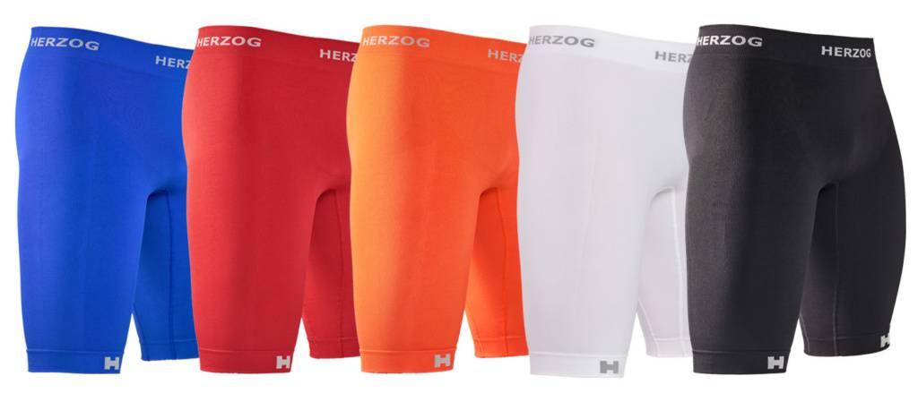 Herzog Pro Compression Shorts Zwart-4
