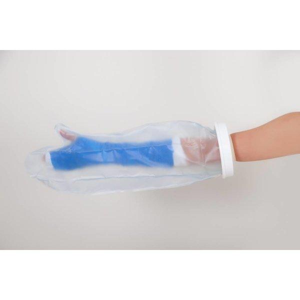 Able2   Gipshoes halve arm - volwassene