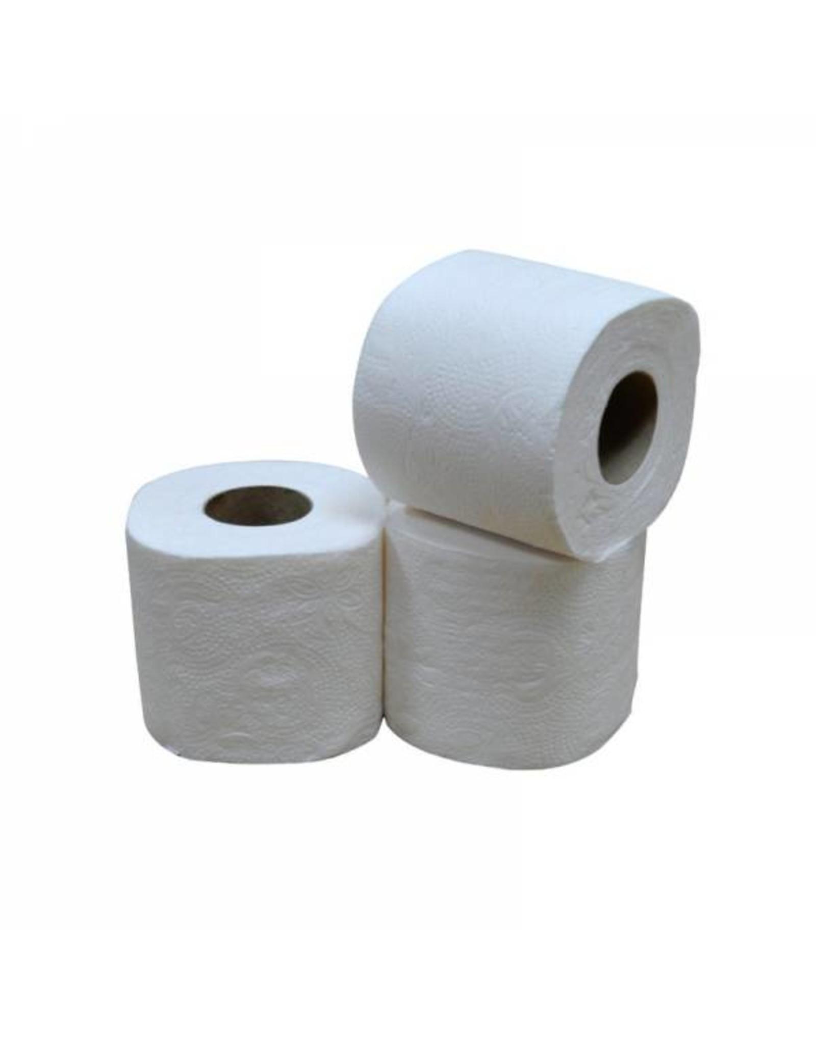 Toiletpapier (10 x 4 rollen),400 vel per rol