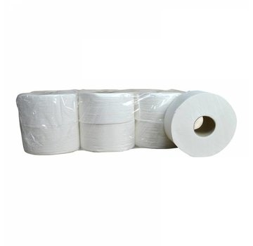 Kerno Clean Toiletpapier Mini Jumbo - 12 rollen, 180m, 2 laags