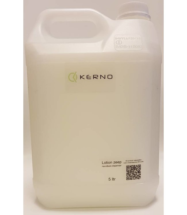 Kerno Clean Lotionzeep voor in navulbare dispenser 5 ltr