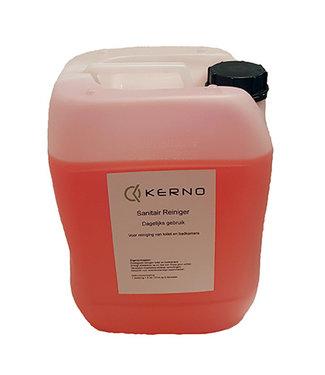 Kerno Clean Sanitairreiniger Rood dagelijks 10 ltr