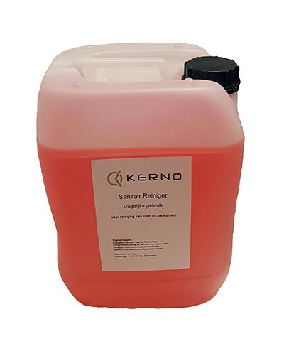 Sanitairreiniger Rood dagelijks 10 ltr-1
