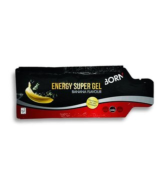 Born Sportscare Energy super gel banana flavour 40 ml