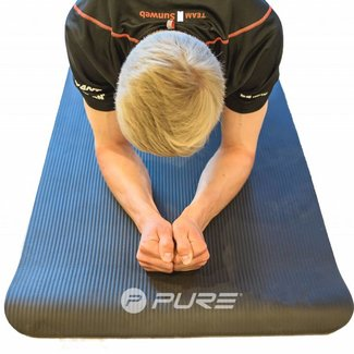 Pure 2 Improve Pure2improve NBR Fitness mat 180x60
