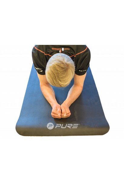 Pure2improve NBR Fitness mat 180x60