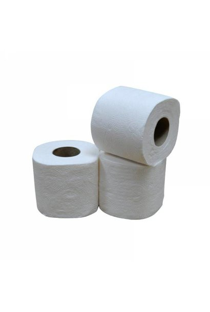 Toiletpapier 4 laags, 64 rollen (Traditioneel)