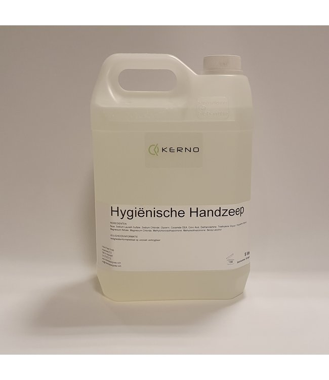 Kerno Clean Zeep hygiënisch voor in navulbare dispenser 5 ltr