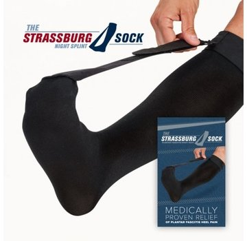 The Strassburg Sock The Strassburg  Sock Zwart