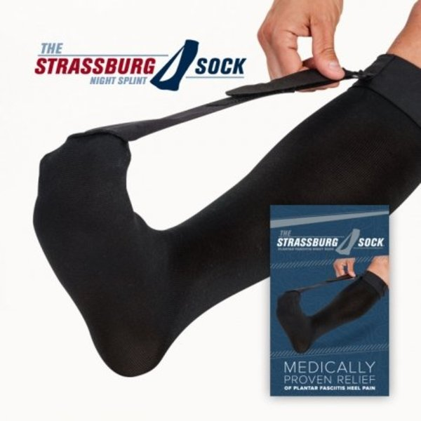The Strassburg Sock The Strassburg Sock Zwart (Original)
