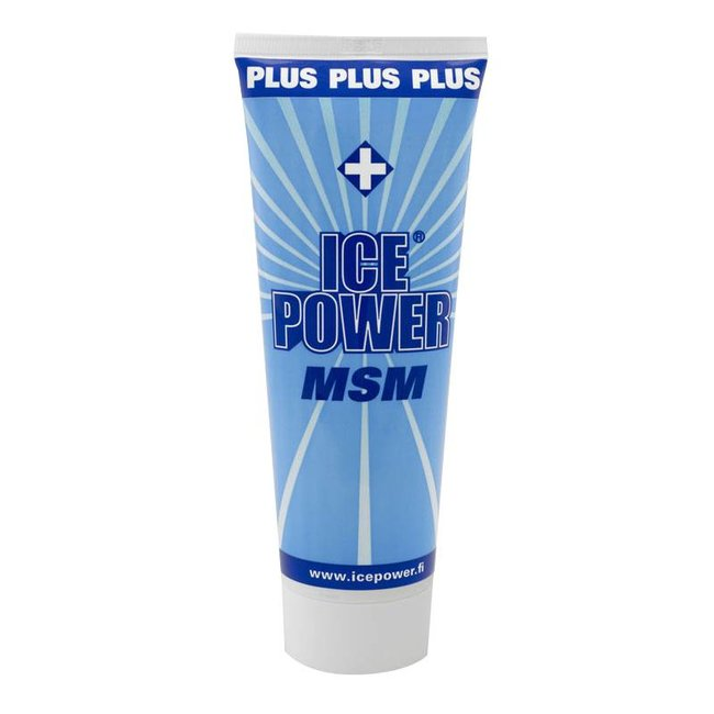 Ice power Ice Power +MSM Gel 200ml