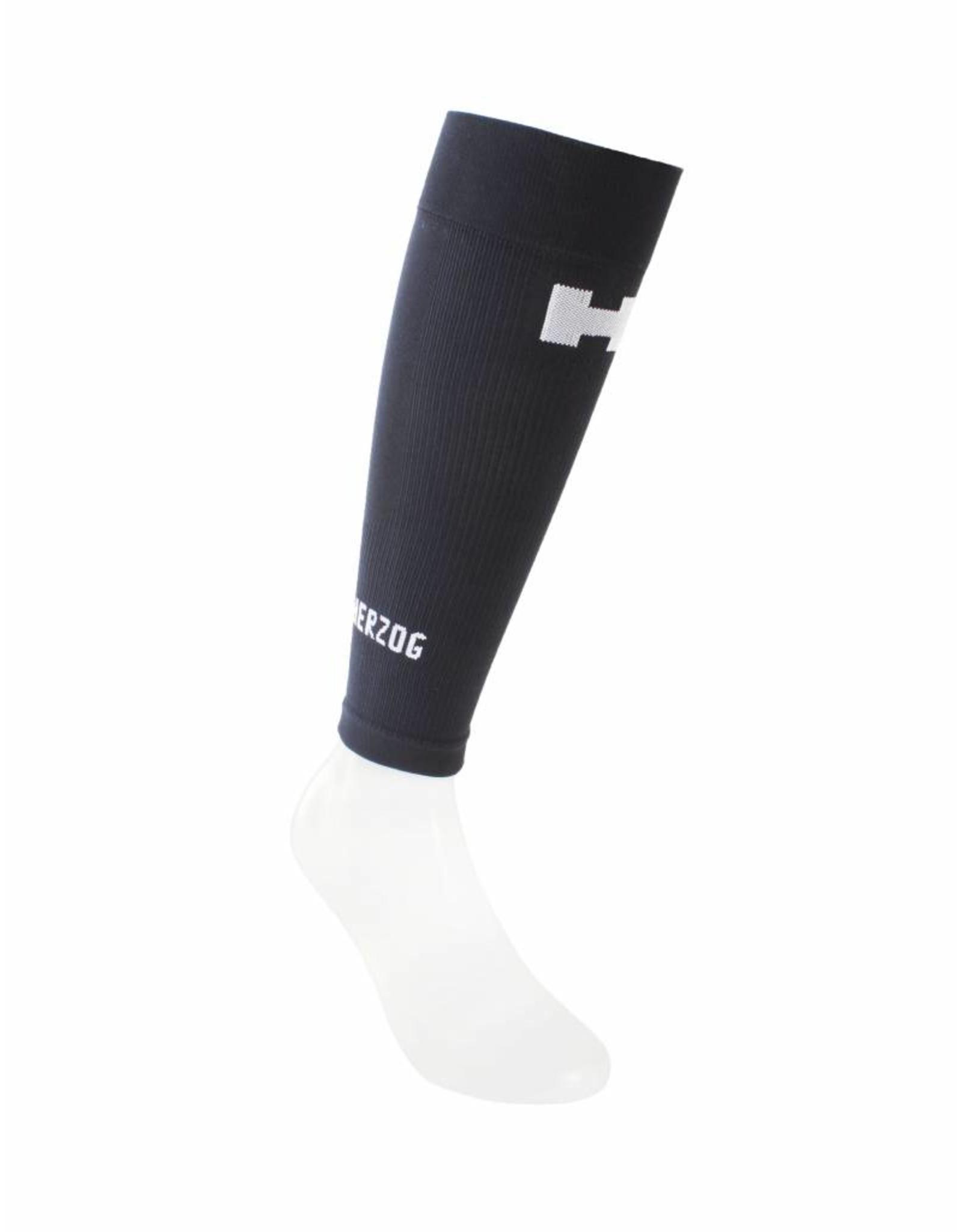 Herzog Pro Tube Compression Black/Silver