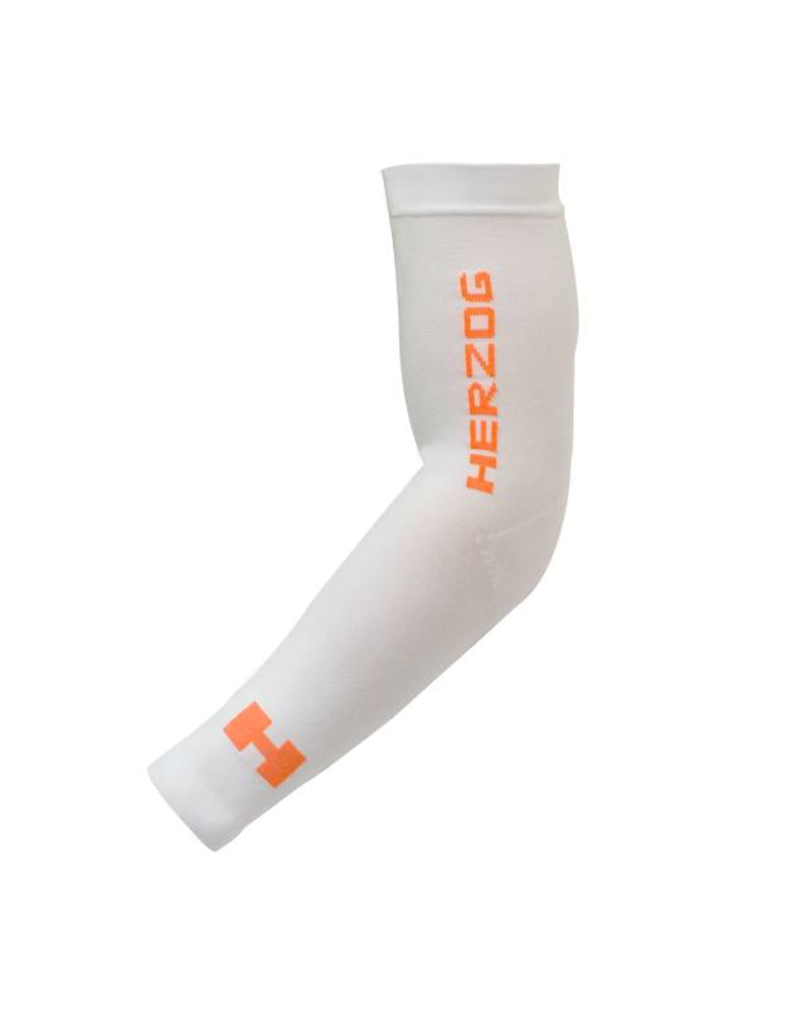 Herzog Pro Compression Armsleeves Wit