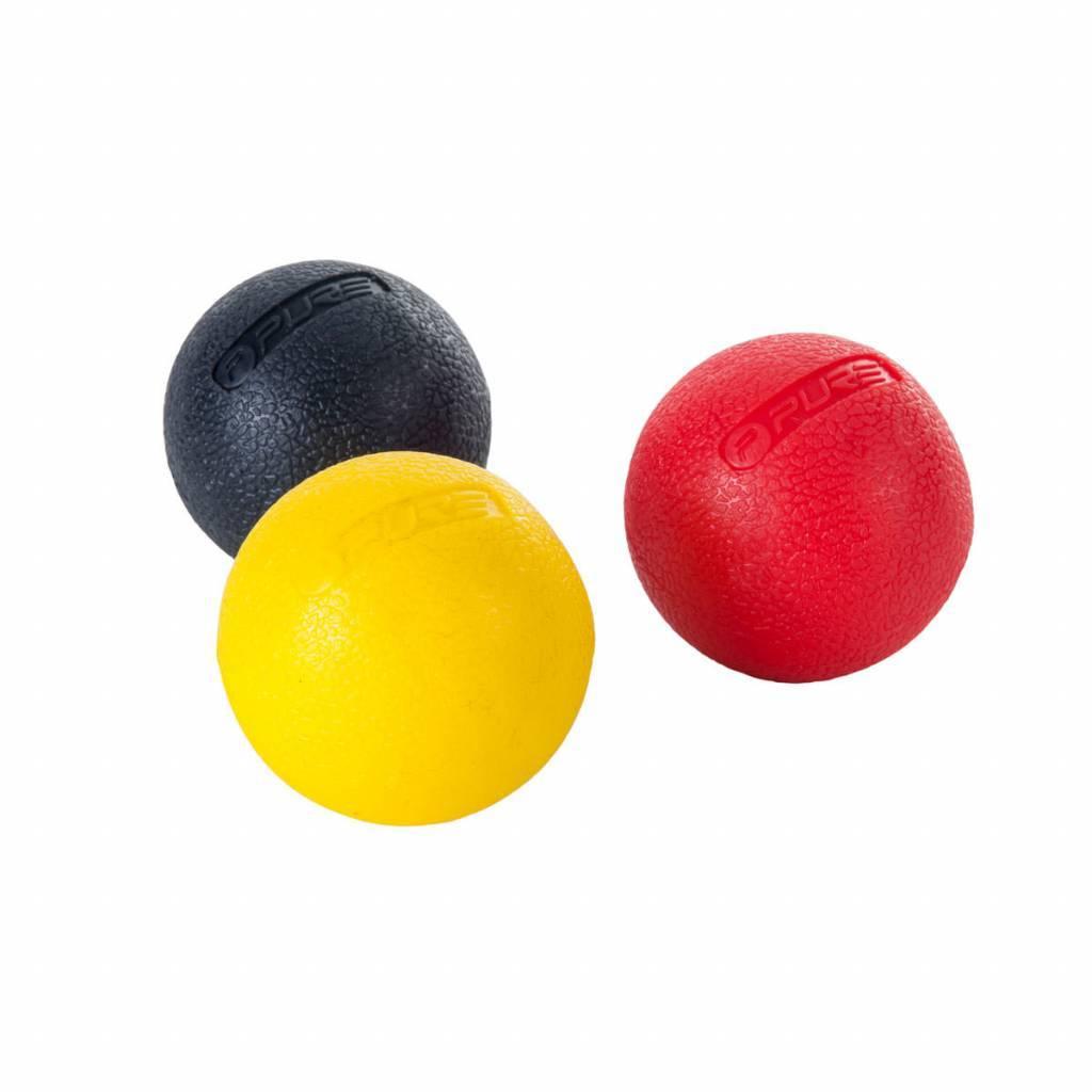 Pure2improve Massage ballen 5cm (3st)-2