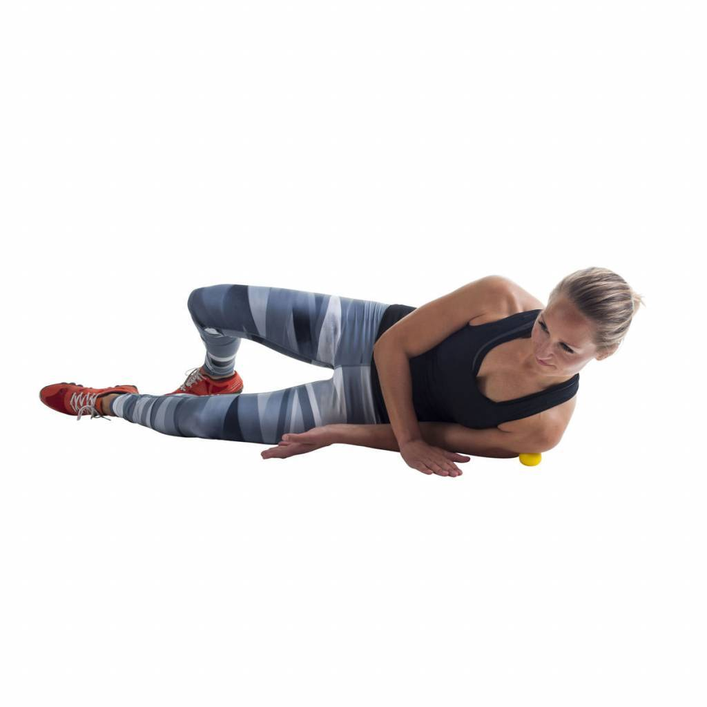 Pure2improve Massage ballen 5cm (3st)-5