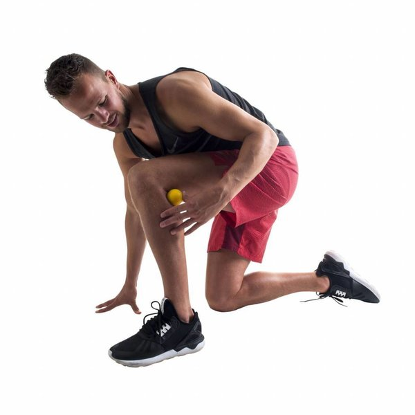 Pure 2 Improve Pure2improve Massage ballen 5cm (3st)