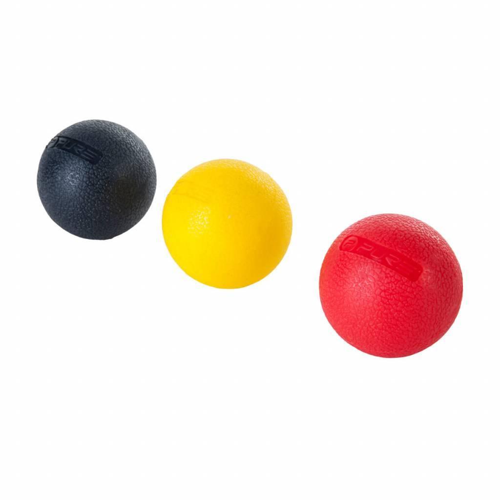 Pure2improve Massage ballen 5cm (3st)-1