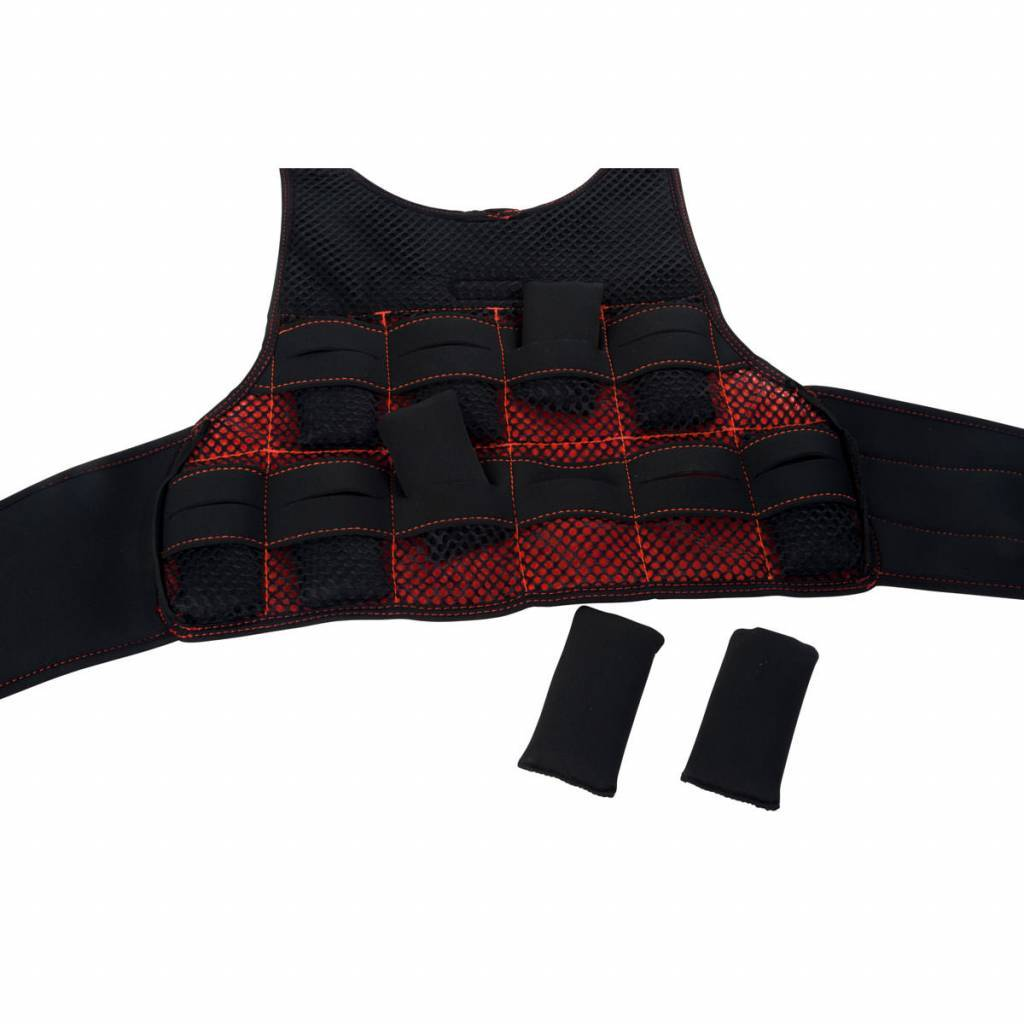 Pure2improve Weighted vest (20x250gr)-5