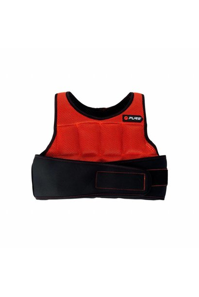 Pure2improve Weighted vest (20x250gr)
