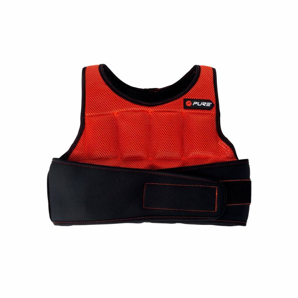 Pure2improve Weighted vest (20x250gr)-1