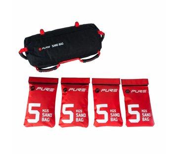 Pure 2 Improve Pure2Improve Sandbag 4x5kg