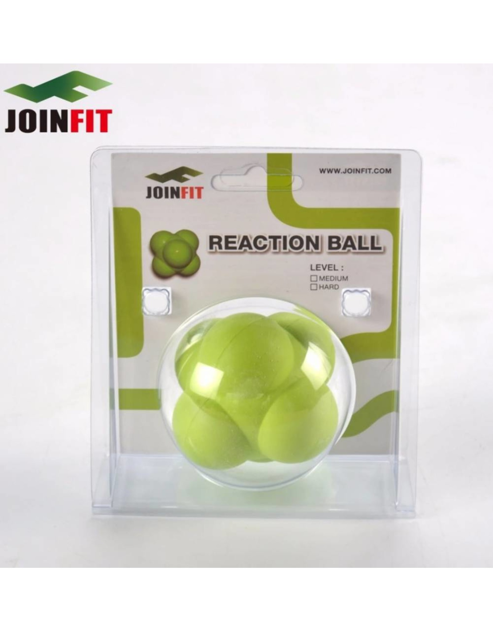 Reaction ball Groen